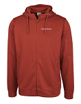 Mens Lift Performance Full Zip Hoodie, Colors: Red, Black & Grey